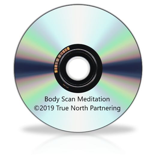 Body Scan Meditation Audio CD